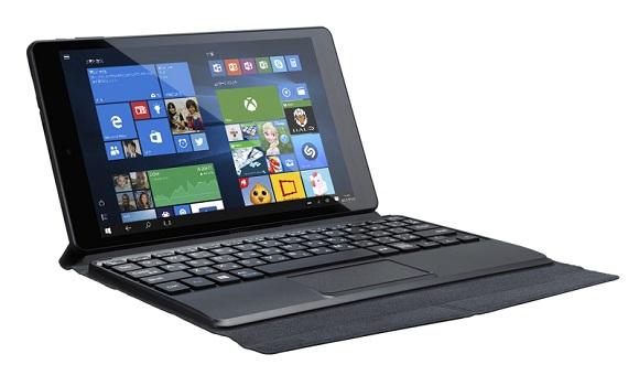 2016年ふるさと納税は長野県飯山市のマウスコンピューター 8.9型2in1タブレットPC「WN892(キーボード標準セット)」にしようと思います